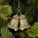 Double Bell Ornament, ${color}