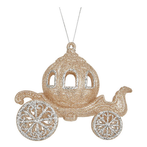 Princess Carriage Tree Decoration, ${color}