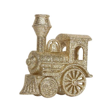 Glitter Detail Train Decoration, ${color}