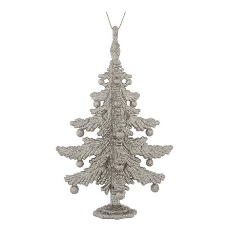3D Christmas Tree Hanging Decoration, ${color}