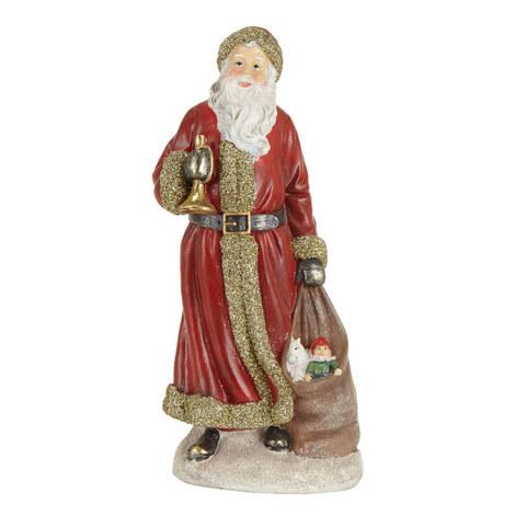 Old Time Santa Ornament, ${color}