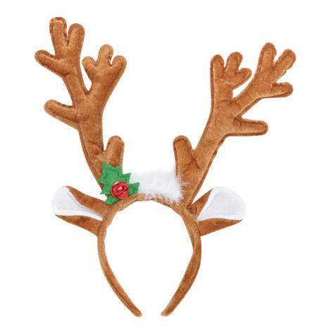 Reindeer Headband, ${color}