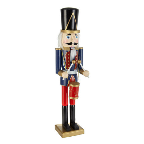 Nutcracker With Drum, ${color}