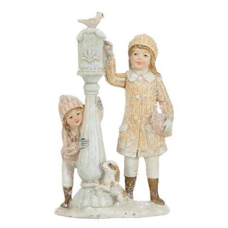 Glitter Children Figurine, ${color}