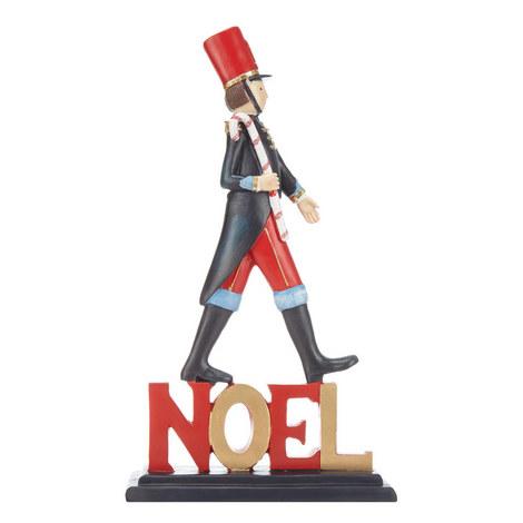 Noel Soldier Christmas Ornament, ${color}