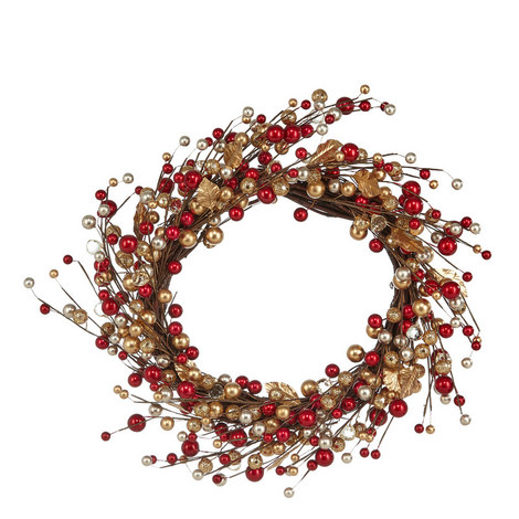 Berry Wreath, ${color}