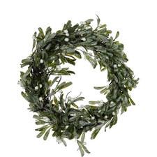 Mistletoe LED Wreath