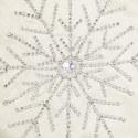 Snowflake Tree Skirt, ${color}