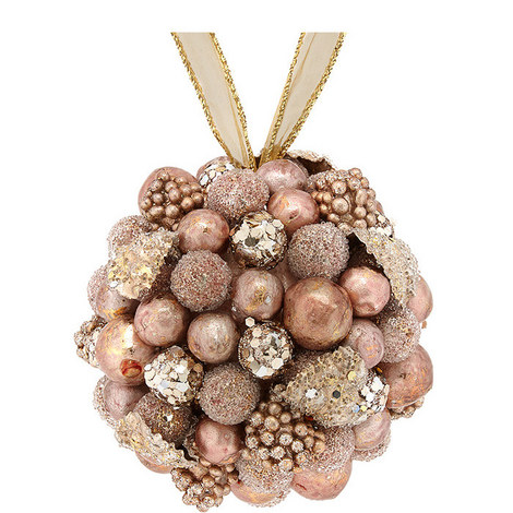 Rustic Cluster Bauble, ${color}