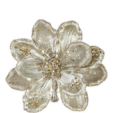 Magnolia Clip-On Christmas Decoration
