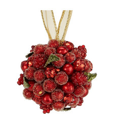 Berry Ball Hanging Tree Decoration