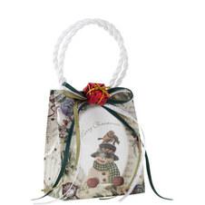 Christmas Bag Music Box