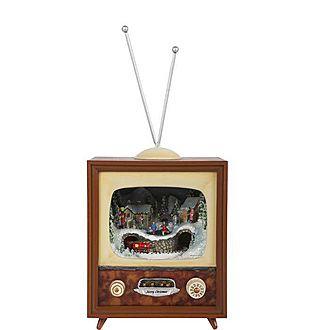 Small Christmas TV Ornament