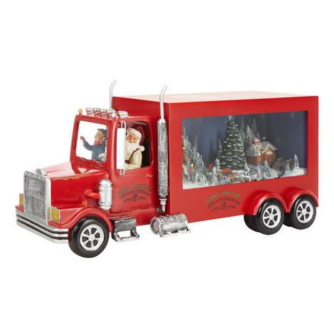 Musical Santa Truck, ${color}