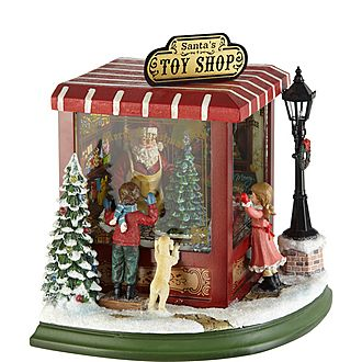 Small Santa's Toy Shop
