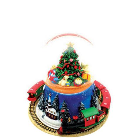 Train Snow Globe, ${color}