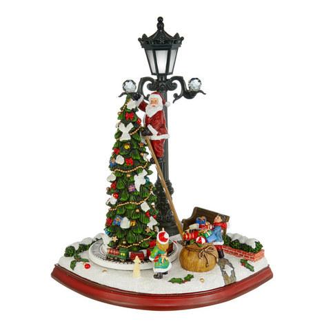Santa Ornament, ${color}