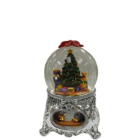 Ornate Snow Globe, ${color}