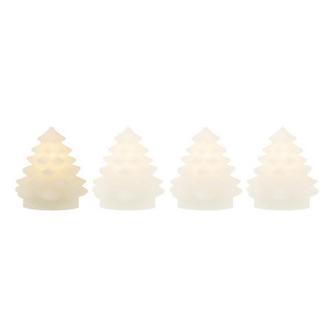 Carla LED Christmas Tree Candle Set, ${color}