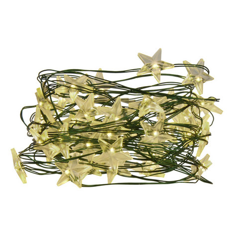 Trille 40 Clear LED Star Lights, ${color}