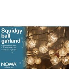 Squidgy Ball Lights