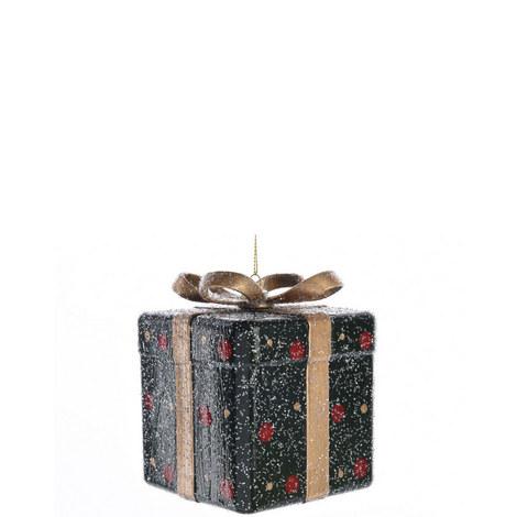 Glitter Present Decoration, ${color}