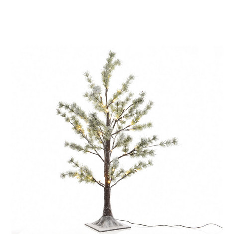 Frosted LED Pine Tree 150cm, ${color}
