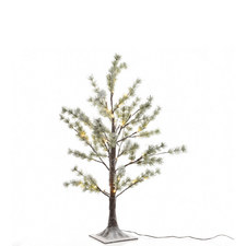 Frosted LED Pine Tree 150cm