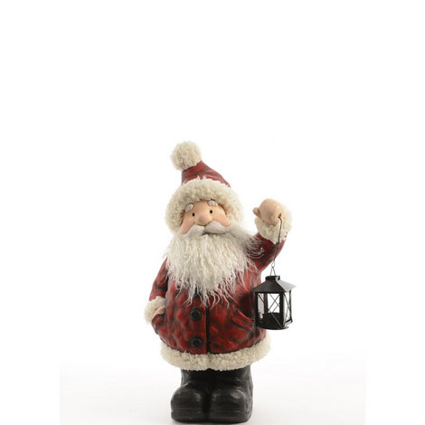 Santa and his Light Standing, ${color}