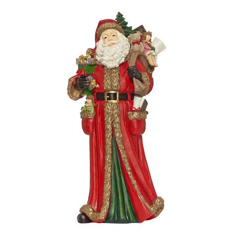Santa Figurine, ${color}