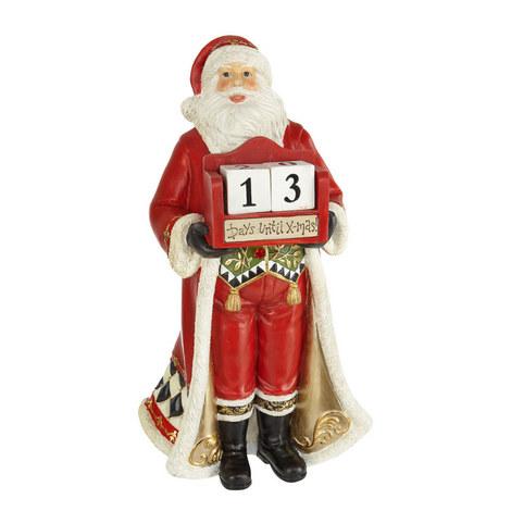 Advent Santa Figurine, ${color}