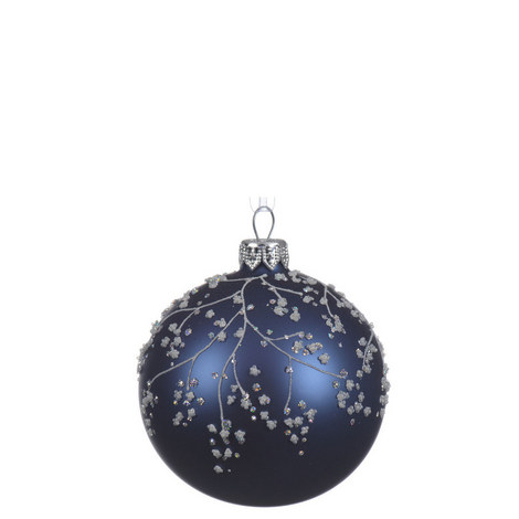 Glitter Branch Bauble, ${color}