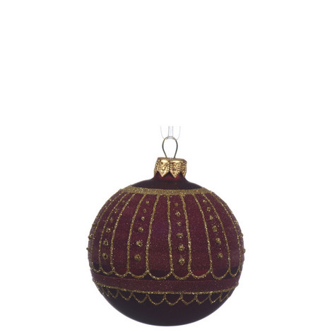 Ox Sugar Plum Bauble, ${color}