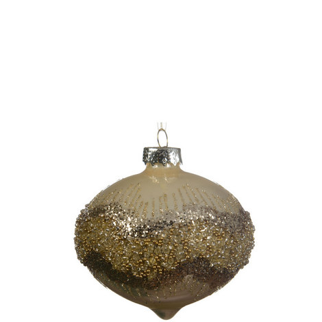 Glitter Spray Bauble, ${color}