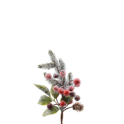 Red Berries Snow Spray, ${color}