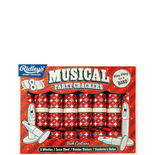 8 Ridley's Musical Crackers