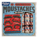 Ridley's Moustaches Crackers Set Of 6, ${color}