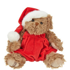 Alexander Christmas Teddy Bear