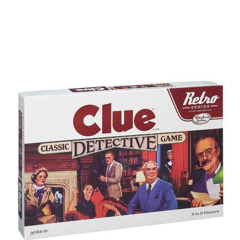 Retro Cluedo, ${color}
