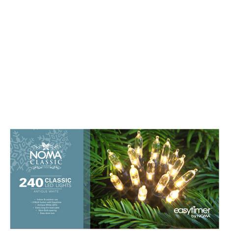 240 Warm Classic LEDs, ${color}