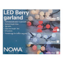 100 LED Berry Garland Lights, ${color}