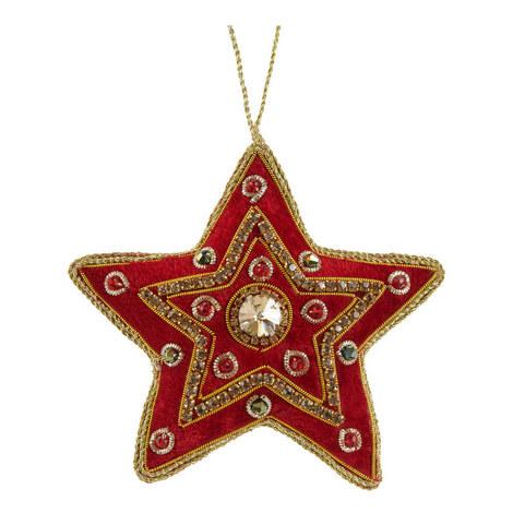 Jewel Star Hanging Decoration, ${color}