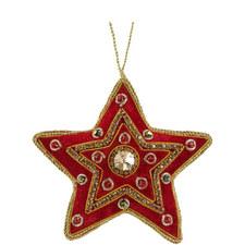 Jewel Star Hanging Decoration