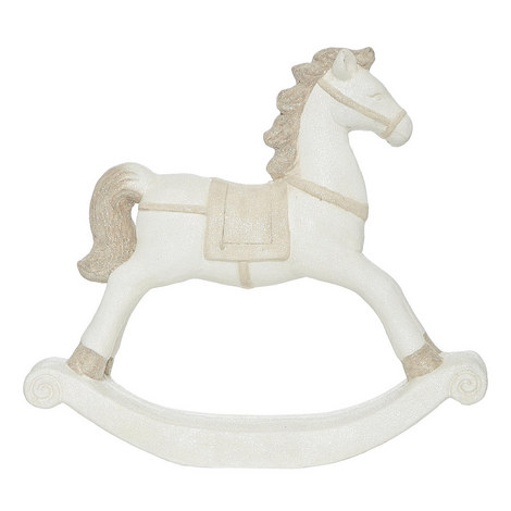 Ceramic Rocking Horse, ${color}
