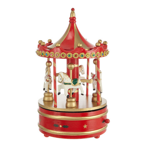 Musical Carousel Decoration, ${color}