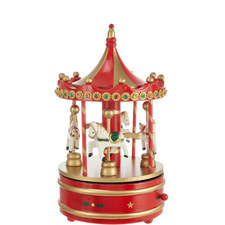 Musical Carousel Decoration