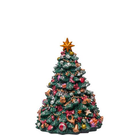 Musical Christmas Tree 15cm, ${color}