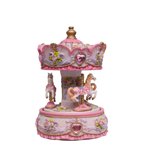 Musical Carousel 15cm, ${color}