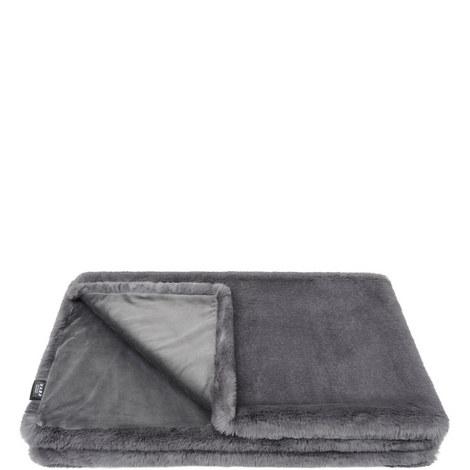 Faux Fur Cloud Comforter, ${color}
