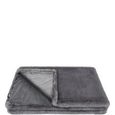 Faux Fur Cloud Comforter